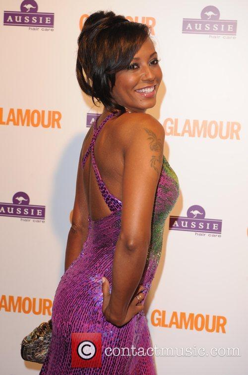 Mel B, Berkeley Square Gardens and Glamour Women Of The Year Awards 6