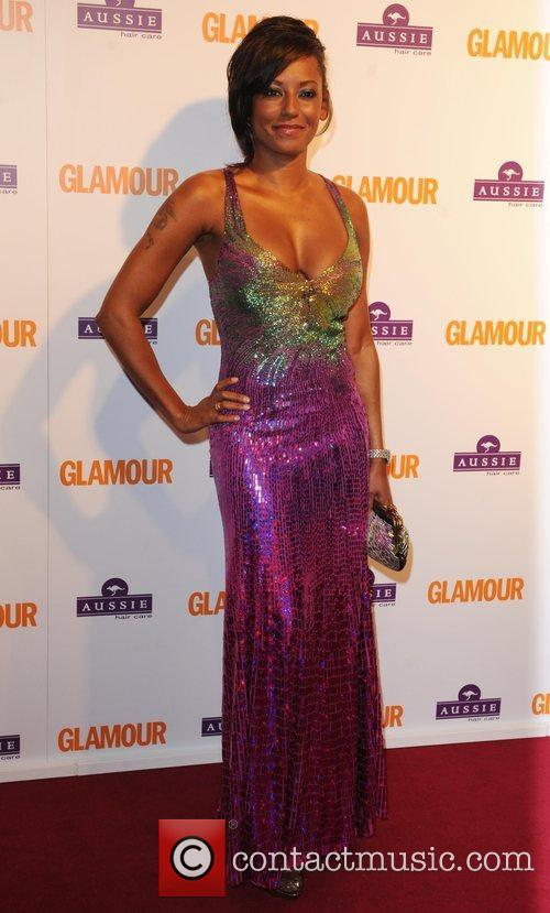 Mel B, Berkeley Square Gardens and Glamour Women Of The Year Awards 9