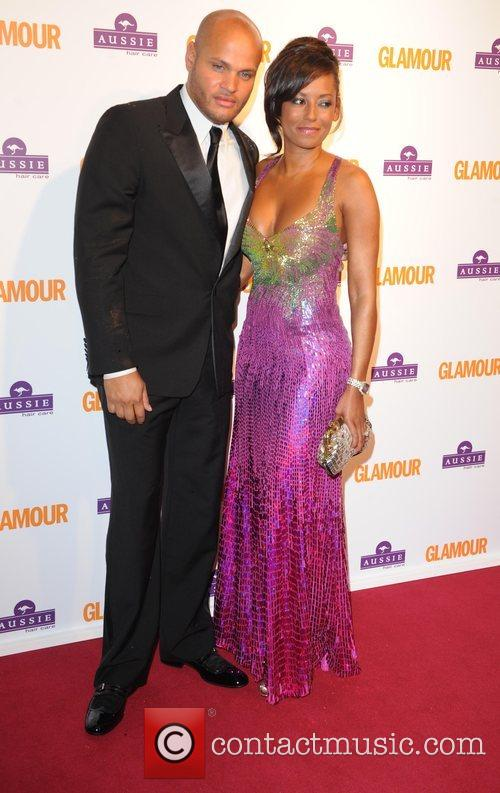 Mel B, Berkeley Square Gardens and Glamour Women Of The Year Awards 4