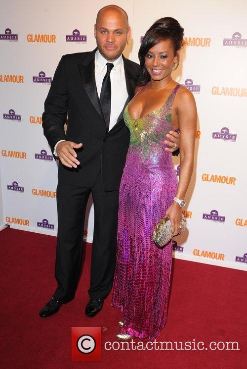Mel B, Berkeley Square Gardens and Glamour Women Of The Year Awards 7