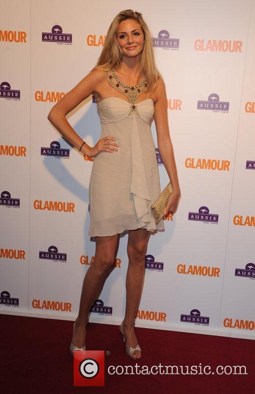 Tamsin Egerton, Berkeley Square Gardens and Glamour Women Of The Year Awards 4