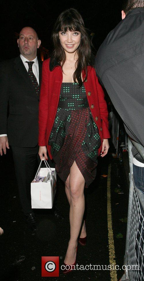 Daisy Lowe Glamour Women Of The Year Awards...