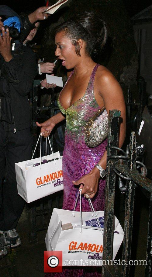 Mel B, Berkeley Square Gardens and Glamour Women Of The Year Awards 5