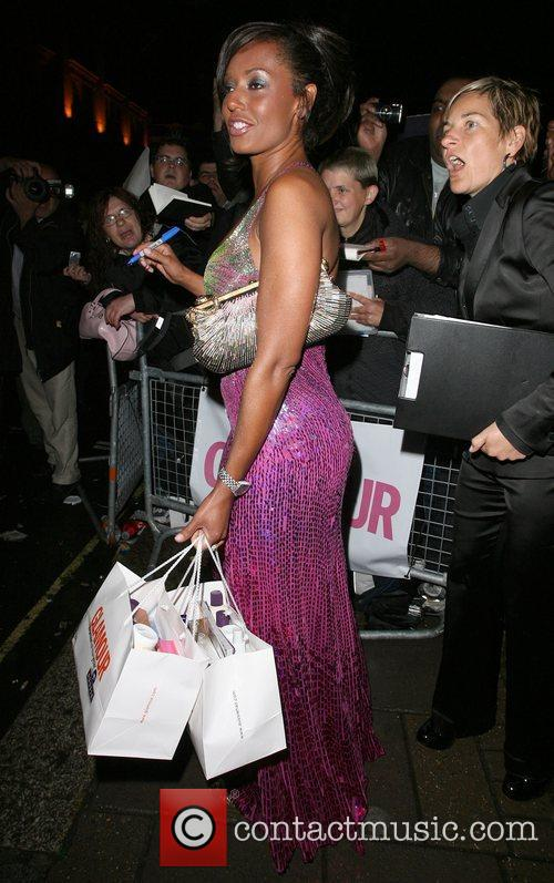 Mel B, Berkeley Square Gardens and Glamour Women Of The Year Awards 2