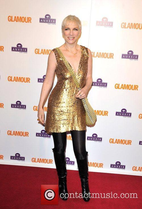 Annie Lennox Glamour Women Of The Year Awards...