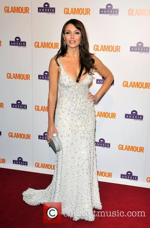 Dannii Minogue Glamour Women Of The Year Awards...