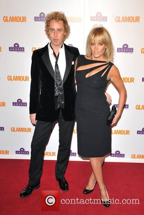 Davinia Taylor, James Brown, Berkeley Square Gardens and Glamour Women Of The Year Awards 1