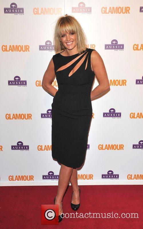 Davinia Taylor, Berkeley Square Gardens and Glamour Women Of The Year Awards 5