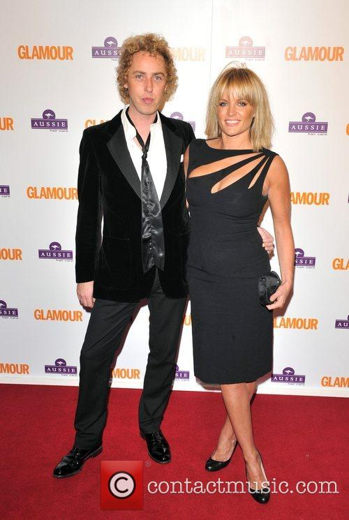 Davinia Taylor, James Brown, Berkeley Square Gardens and Glamour Women Of The Year Awards 2