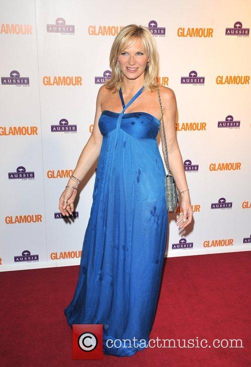 Jo Whiley, Berkeley Square Gardens and Glamour Women Of The Year Awards 2