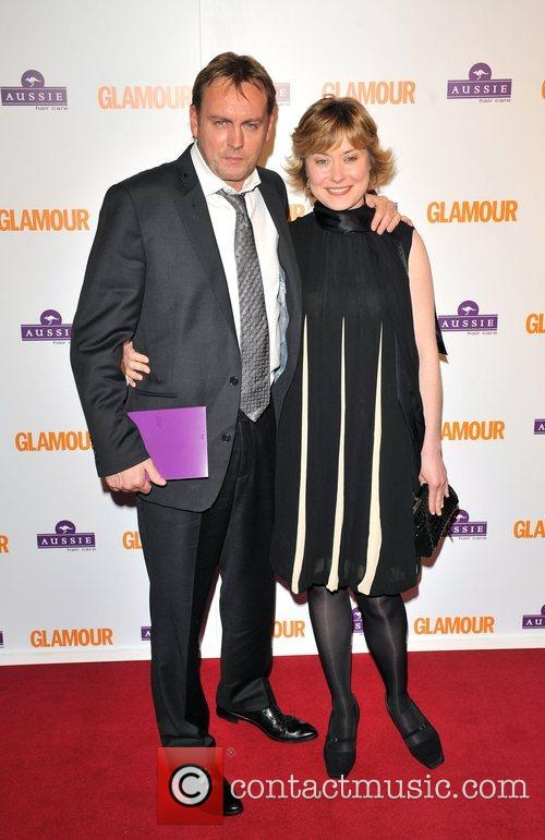 Philip Glenister Glamour Women Of The Year Awards...