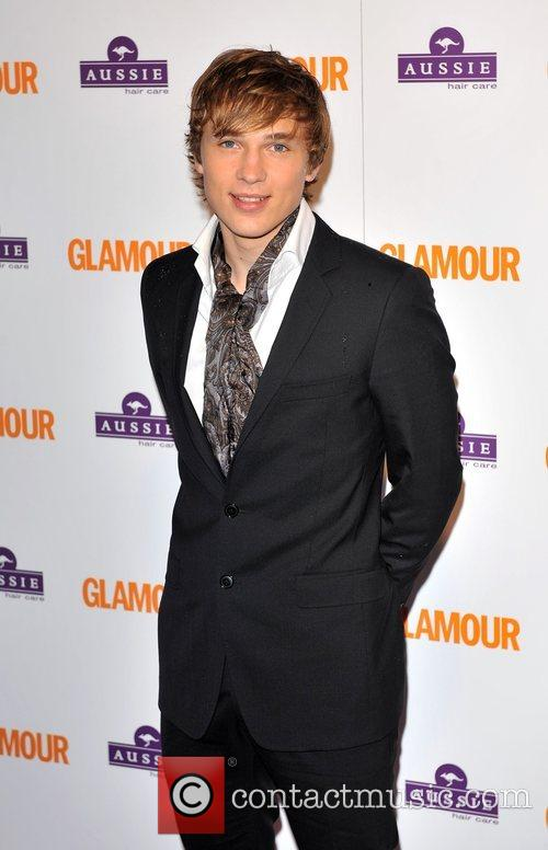 William Moseley Glamour Women Of The Year Awards...
