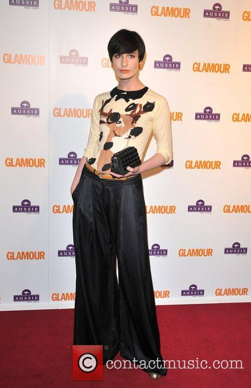 Erin O'Connor Glamour Women Of The Year Awards...