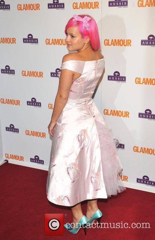 Lily Allen, Berkeley Square Gardens and Glamour Women Of The Year Awards 6