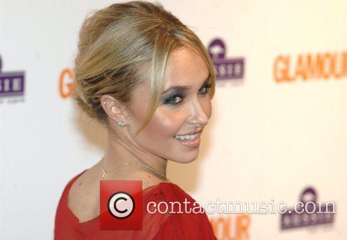 Hayden Panettiere, Berkeley Square Gardens and Glamour Women Of The Year Awards 2