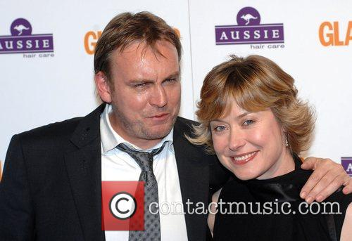 Philip Glenister and guest Glamour Women Of The...