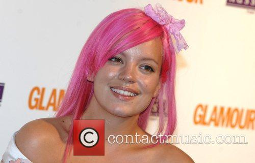 Lily Allen, Berkeley Square Gardens and Glamour Women Of The Year Awards 7