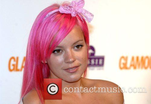 Lily Allen, Berkeley Square Gardens and Glamour Women Of The Year Awards 11