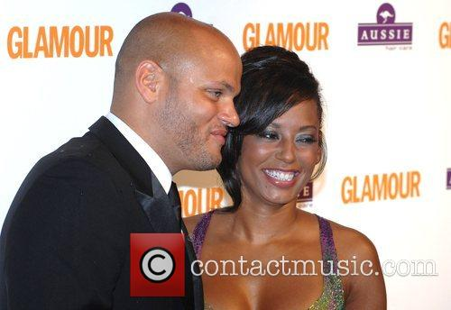 Mel B, Stephen Belafonte, Berkeley Square Gardens and Glamour Women Of The Year Awards 4