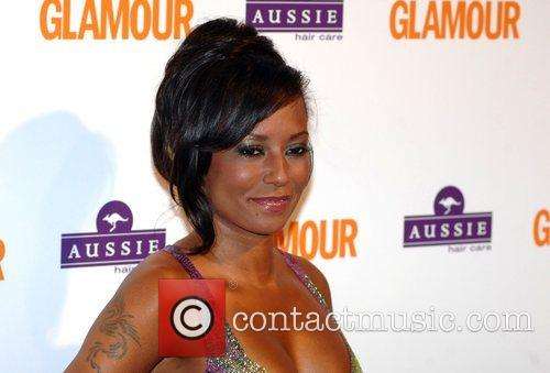 Mel B, Berkeley Square Gardens and Glamour Women Of The Year Awards 3