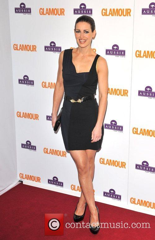Kirsty Gallacher, Berkeley Square Gardens and Glamour Women Of The Year Awards 3