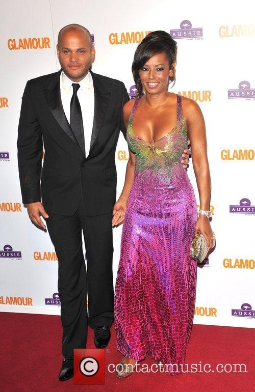 Mel B, Stephen Belafonte, Berkeley Square Gardens and Glamour Women Of The Year Awards 8