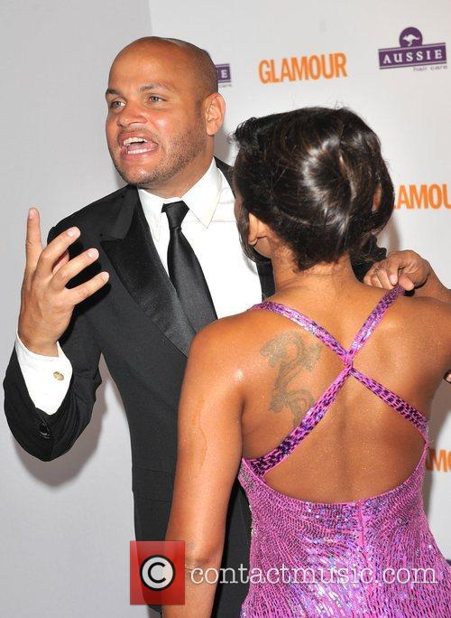 Mel B, Stephen Belafonte, Berkeley Square Gardens and Glamour Women Of The Year Awards 9