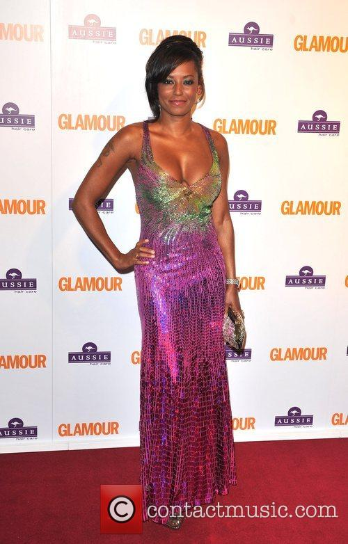 Mel B, Berkeley Square Gardens and Glamour Women Of The Year Awards 11