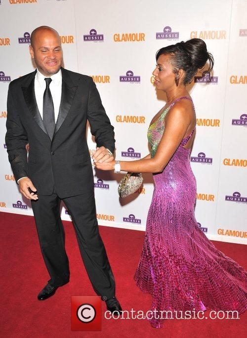 Mel B, Stephen Belafonte, Berkeley Square Gardens and Glamour Women Of The Year Awards 7