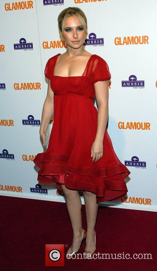 Hayden Panettiere, Berkeley Square Gardens and Glamour Women Of The Year Awards 7