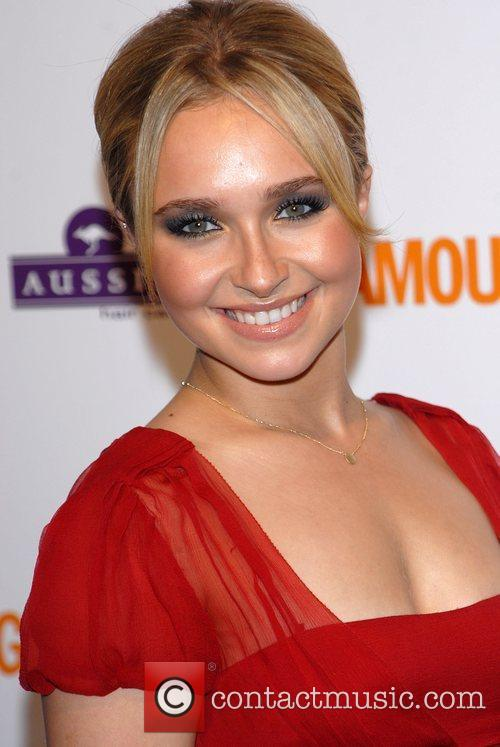 Hayden Panettiere, Berkeley Square Gardens and Glamour Women Of The Year Awards 1