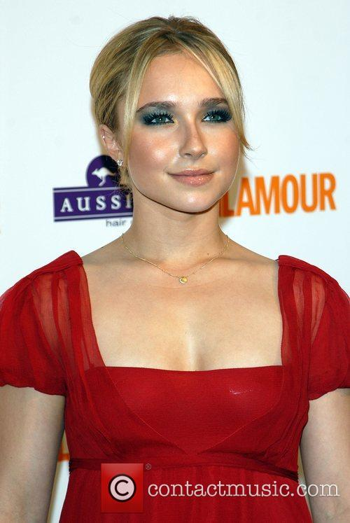 Hayden Panettiere, Berkeley Square Gardens and Glamour Women Of The Year Awards 8
