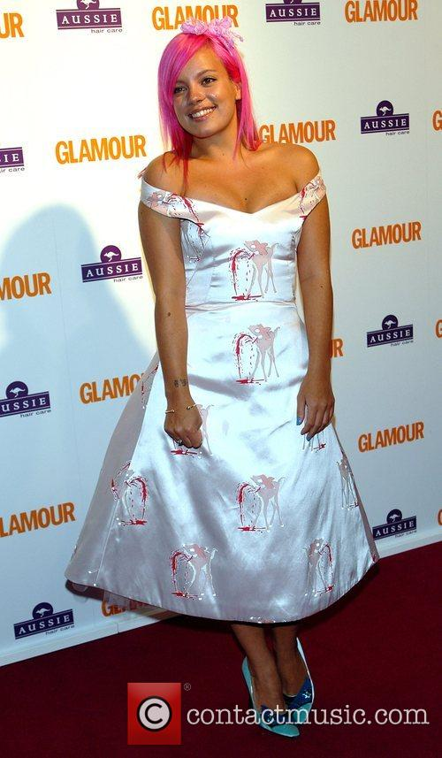 Lily Allen, Berkeley Square Gardens and Glamour Women Of The Year Awards 16