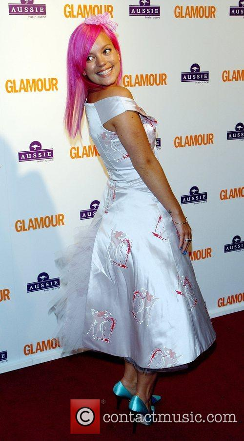 Lily Allen, Berkeley Square Gardens and Glamour Women Of The Year Awards 18