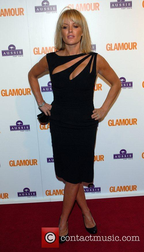 Davinia Taylor, Berkeley Square Gardens and Glamour Women Of The Year Awards 9