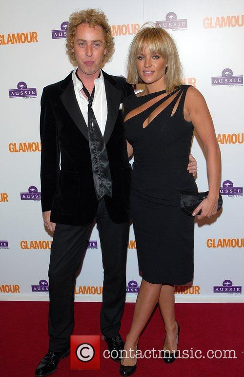 James Brown, Davinia Taylor, Berkeley Square Gardens and Glamour Women Of The Year Awards 8