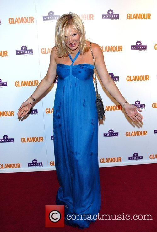 Jo Whiley, Berkeley Square Gardens and Glamour Women Of The Year Awards 3