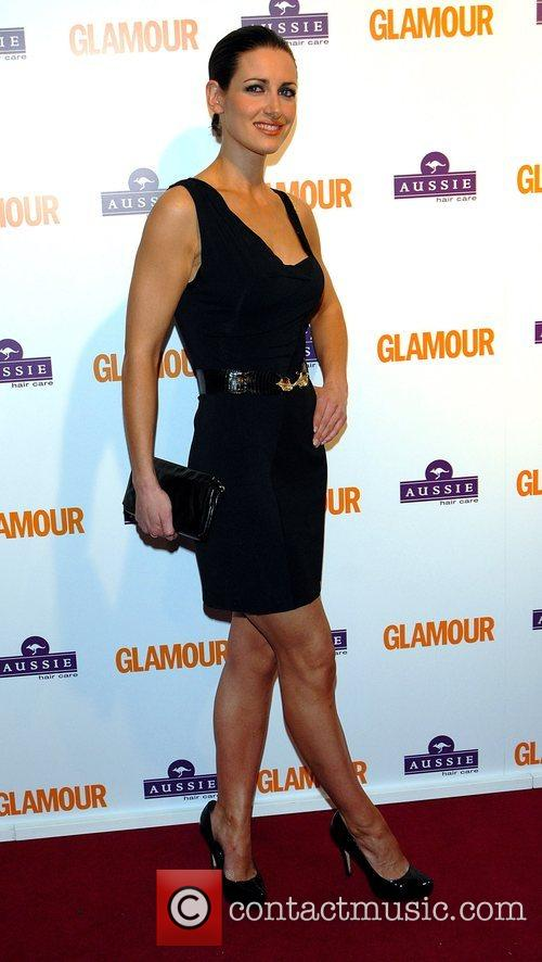 Kirsty Gallacher, Berkeley Square Gardens and Glamour Women Of The Year Awards 1