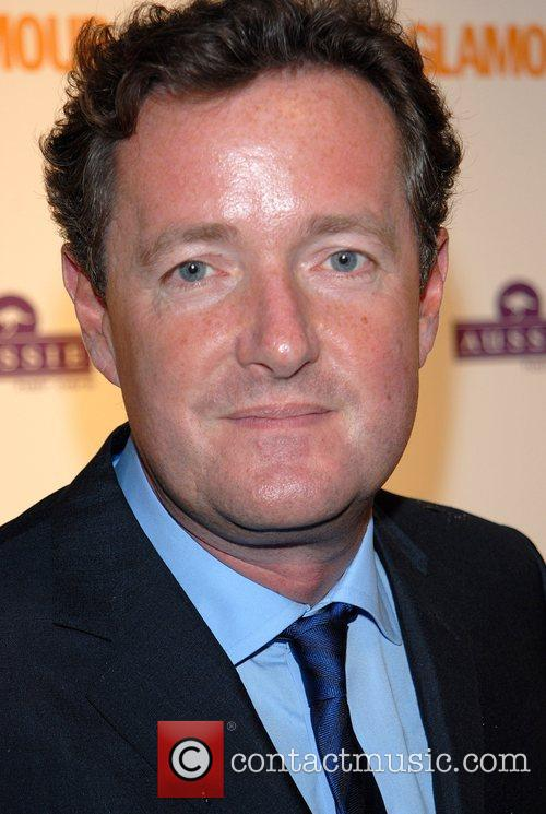 Piers Morgan, Berkeley Square Gardens and Glamour Women Of The Year Awards 7