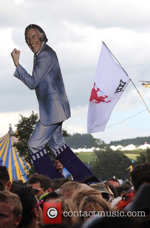 The Glastonbury Festival - Day 3