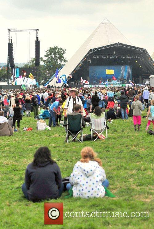 Glastonbury Festival - Day One