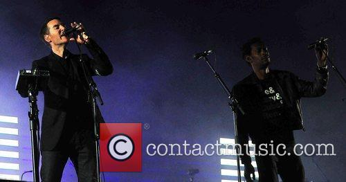 Massive Attack, Glastonbury Festival
