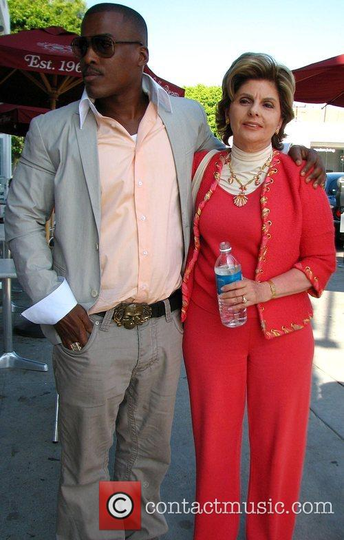 Gloria Allred and Rapper Won G 2