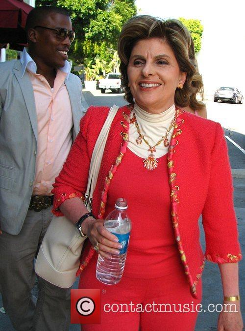 Gloria Allred and Rapper Won G 3