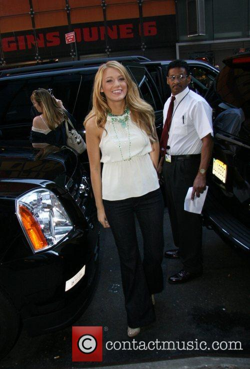 Blake Lively, Abc and Good Morning America 6