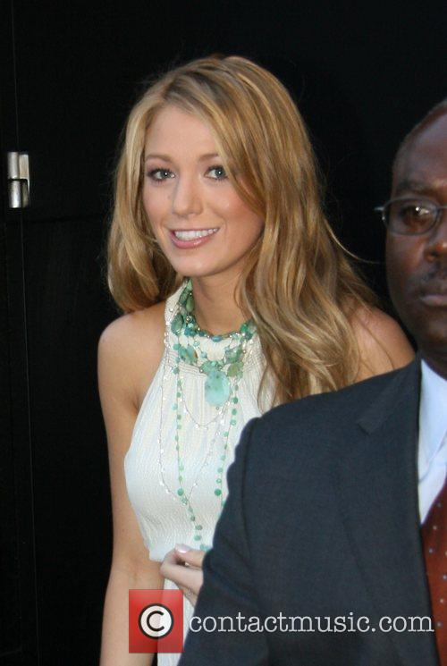 Blake Lively, Abc and Good Morning America 4