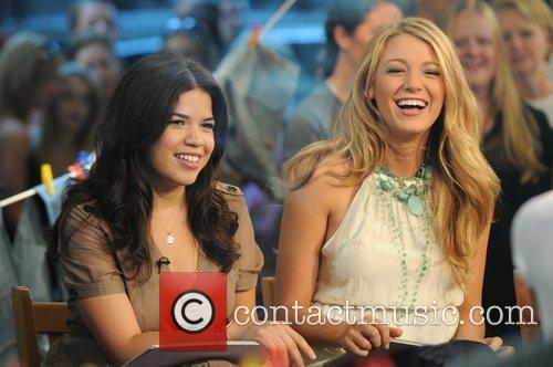 America Ferrera, Abc and Good Morning America 4