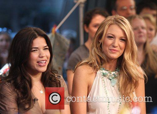 America Ferrera, Abc and Good Morning America 1