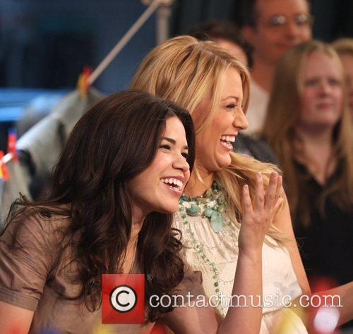 America Ferrera, Abc and Good Morning America 10