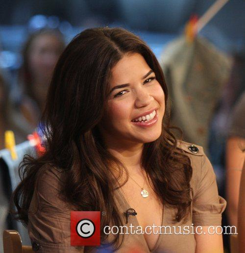 America Ferrera, Abc and Good Morning America 11